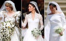 Bó hoa cưới của Meghan Markle, Kate hay mọi công nương khác đều có thứ này