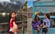 Nhìn tần suất vi vu của Quỳnh Anh Shyn mới thấy nếu không làm hotgirl, cô nàng này hẳn sẽ là một travel blogger chuyên nghiệp!