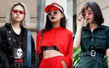 Street style giới trẻ Việt tuần qua: sành điệu nhất là những set đồ có kính mắt tí hon và mũ chống nắng