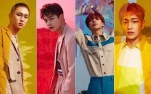 SHINee nhá hàng loạt ảnh điển trai trước thềm tung album khủng kỉ niệm 10 năm ra mắt