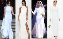 """Váy cưới của Công nương Meghan Markle đã bị nhái lại với giá chỉ vài trăm tới vài triệu đồng, và có món đã """"cháy hàng"""""""
