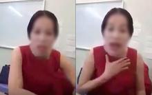 """Dân mạng tiếp tục lan truyền clip livestream của cô giáo chửi học viên là """"con lợn"""": Sợ thì dán cái tờ 100k lên trán hoặc chăm chỉ làm bài đi!"""