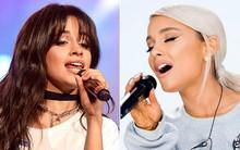 Hot 100 tuần này: Hit mới của Ariana tụt hạng thê thảm, ca khúc từ lâu của Camila Cabello lại tiến vào top 10