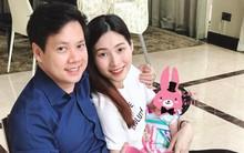 Đặng Thu Thảo lần đầu khoe ảnh gia đình nhỏ trong ngày sinh nhật ông xã Tín Nguyễn