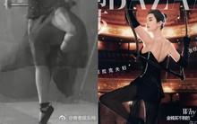 Sự thật bất ngờ sau loạt ảnh nuột nà của Lưu Diệc Phi trên tạp chí: Không giấu được chân thô kệch, bắp tay lớn