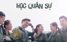 Bộ ảnh: Mùa hè đáng nhớ nhất thời sinh viên chính là mùa hè cùng nhau đi học quân sự!