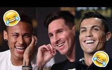 Neymar tự nhận là số 1 thế giới, còn Ronaldo và Messi ở đâu?