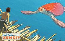 """""""The Red Turtle"""" – Có một mối tình kỳ lạ mang tên """"con người và thiên nhiên"""""""