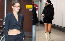 Thiếu photoshop, vòng eo và đôi chân của Kendall - Bella có còn đẹp xuất sắc như ảnh tạp chí?