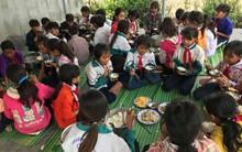 """Hành trình của nhóm bạn trẻ về các điểm trường ở vùng núi cao IA-Yeng: """"8.000 đồng mỗi phần cơm, nhìn các bé ăn mà nghẹn cả lòng"""""""