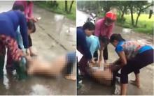 Xác định chủ mưu vụ đánh ghen lột đồ, bắt cô gái quỳ giữa đường ở Bắc Ninh