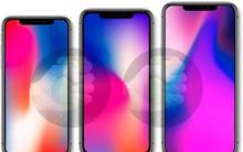 Lộ bản vẽ thiết kế và ảnh dựng của 3 mẫu iPhone 2018