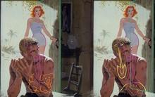Cư dân mạng hò nhau bắt lỗi họa sĩ nổi tiếng Internet chỉ vì cặp chân dài miên man khó hiểu