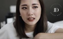 Xuất hiện trong vlog mới, Julia Đoàn không kiềm được nước mắt khi nói về cảm giác lần đầu được làm mẹ