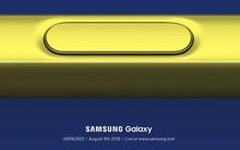 Galaxy Note 9 sẽ chính thức ra mắt vào 9/8, có thể xuất hiện phiên bản Vàng ánh kim mới