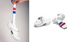 Nếu thích đi dép mà vẫn cần chất hơn nữa, bạn hãy thử dép liền tất mới nhất của Crocs