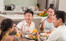 Bạn hẳn sẽ giật mình vì những điều không bao giờ nghĩ đến về bữa cơm nhà