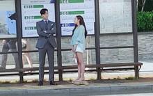 Bức ảnh hé lộ nỗi khổ duy nhất của Park Min Young khi đóng phim cùng Park Seo Joon