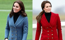 """Để ý mới thấy, Công nương Kate Middleton thường xuyên diện lại """"đồ cũ"""" theo cách mà hiếm ai nhận ra"""