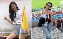 Siêu mẫu Thu Hằng, Á hậu Thanh Tú sang Nga xem chung kết World Cup 2018