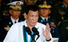 Đem chuyện cưỡng hiếp ra đùa, Tổng thống Philippines lại gây bức xúc