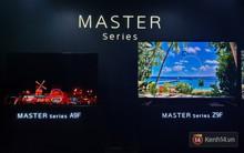 Trải nghiệm TV MASTER Series A9F và Z9F cao cấp của Sony: Thưởng thức phim ảnh chuyên nghiệp ngay trong ngôi nhà của bạn
