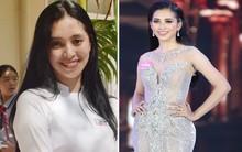 Những hình ảnh đáng yêu thời học sinh ngố tàu của tân Hoa hậu Việt Nam 2018 - Trần Tiểu Vy