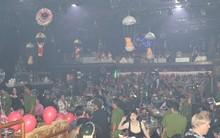 300 thanh niên đón năm mới trong quán bar, hàng chục người sử dụng ma túy