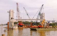 Ngày đầu năm 2018, một phần công trình chống ngập 10.000 tỉ đồng ở Sài Gòn đã hoàn thành phần xây dựng