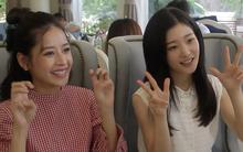 """""""Nữ thần thế hệ mới"""" Chae Yeon hào hứng khi được Chi Pu dạy nói tiếng Việt"""