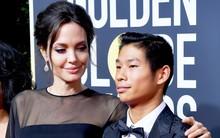 Trong 6 người con, Angelina Jolie chỉ đưa mỗi Pax Thiên đến thảm đỏ Quả Cầu Vàng 2018