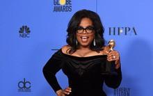 Hậu Quả Cầu Vàng: nữ hoàng truyền hình Oprah Winfrey đang nghiêm túc nghĩ đến chuyện tranh cử Tổng thống Mỹ