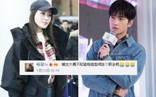 Nhẹ nhàng đáp trả cư dân mạng, stylist nhanh chóng dập tắt tin đồn tình cảm giữa Dương Dương và Trương Thiên Ái