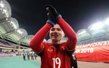 Clip: Những hình ảnh cảm xúc của U23 Việt Nam và lời cảm ơn của Quang Hải
