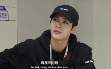 """Jackson (GOT7) đau đớn khi thấy nhiều thí sinh """"Produce 101 Trung Quốc""""... cao hơn mình"""