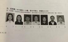 Bài thi cuối kỳ của Đại học Tứ Xuyên yêu cầu sinh viên nhận dạng và viết đúng tên giáo viên, sai bị trừ điểm nặng