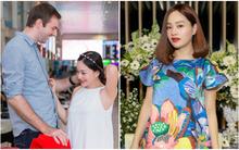May mắn như diễn viên Lan Phương yêu trai Tây: vừa có bạn trai, vừa có chồng và làm mẹ chỉ trong 5 tháng!