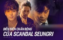 Đầy đủ diễn biến khó lường, sốc tận óc của scandal Seungri cùng nhiều nghệ sĩ Kbiz: Mại dâm, ma tuý và cuộc sống truỵ lạc bị bóc trần!