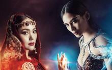 """Minh Hằng mượn ý tưởng """"Game of Thrones"""" làm MV, đối đầu gay cấn với Võ Hoàng Yến"""