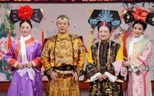 """Chùm ảnh xúc động: Hoàng A Mã cùng """"bà nội"""" Tiểu Yến Tử bất ngờ tái ngộ sau 20 năm phát sóng """"Hoàn Châu Cách Cách"""""""