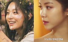 """Vừa lộ diện, nữ thần """"Hậu duệ mặt trời"""" Kim Ji Won đã bị tiểu tam tin đồn của đôi Song Song lấn lướt về nhan sắc?"""