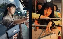 Dùng một chiếc túi nhưng vẫn có thể biến hóa theo nhiều phong cách khác nhau, Châu Bùi thực sự đáng nể