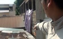 Đà Lạt: Mất ăn mất ngủ vì sống dưới công trình xây dựng không che chắn