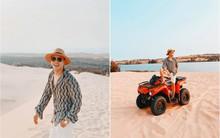 Bộ ảnh du lịch Mũi Né - Phan Thiết của trai đẹp Hà Nội khiến cô gái nào cũng muốn hỏi: Anh nhà ở đâu thế?