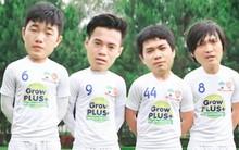 """Hàng loạt tuyển thủ Việt Nam hóa em bé đầu to trong bộ ảnh theo phong cách """"Zin Zin"""" cực đáng yêu"""