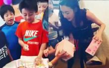 Trương Bá Chi tổ chức sinh nhật cho con trai thứ 2, Tạ Đình Phong đang ở đâu và làm gì mà mất hút?