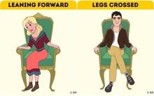 Cách bạn ngồi lên chiếc ghế này sẽ cho biết con người thực sự của bạn như thế nào
