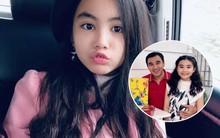 """2 cô con gái nhà Quyền Linh: Cô chị được ví như Trương Bá Chi, cô em gây ấn tượng nhờ đặc điểm """"ăn tiền"""" này"""