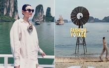 Show diễn Fashion Voyage vừa kết thúc, Lê Thuý cùng dàn mẫu đã lên tiếng tố BTC đối xử tệ và bất công