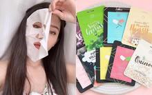 Thu nhỏ lỗ chân lông lại dưỡng ẩm nhẹ tênh nhờ 6 loại mặt nạ giấy cực hợp cho mùa hè